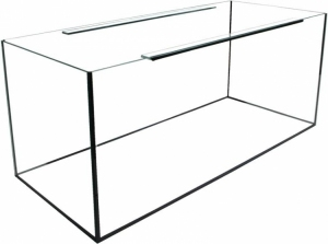 AKWARIUM 120x50x50 GLASSMAX OPTI WHITE