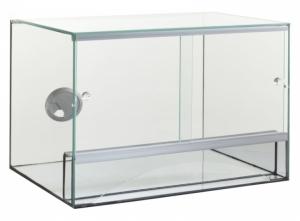 TERRARIUM 40X30X30 GLASSMAX