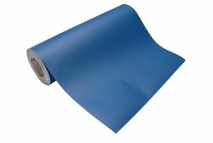 Folia samoprzylepna ciemny niebieski matowa wys. 50cm (10cm dług.)