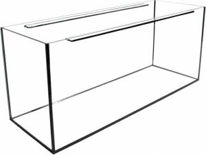 AKWARIUM 120x40x50 GLASSMAX OPTI WHITE