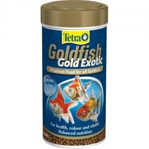Tetra Goldfish Gold Exotic 250 ml