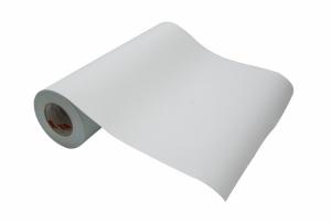 Folia samoprzylepna biała matowa wys. 50cm (10cm dług.)