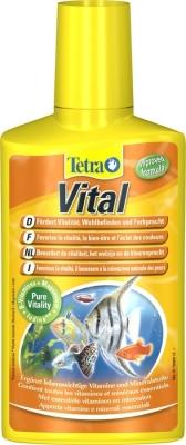 Tetra TetraVital 250 ml - śr. witaminowy dla ryb i roślin w płynie