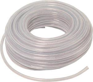 Wąż poliuretanowy (PU) 4/6mm przeźroczysty 1m