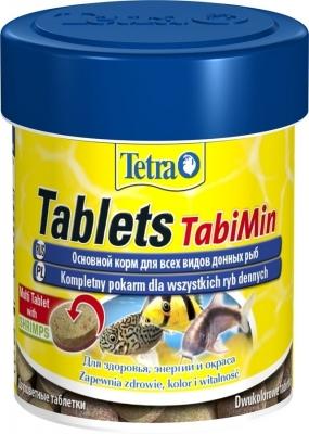 Tetra Tablets TabiMin 58 Tab.