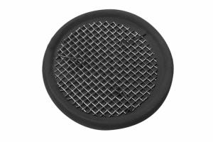 Podstawka ceramiczna z siatką stalową okrągła 5cm