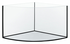 AKWARIUM 72x72x50 TRIO