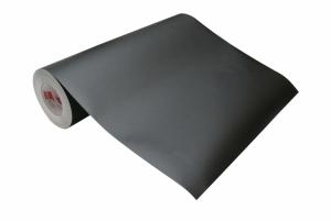 Folia samoprzylepna czarna matowa wys. 50cm (10cm dług.)