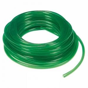 Wężyk akwarystyczny silikonowy, zielony, 4mm HAILEA