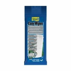 Tetra EasyWipes 10 pcs-Chusteczki do czyszczenia elementów wyposażenia akwariów tropikalnych i morskich