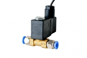 ACL Elektrozawór 3,5W 230V z kablem zasilającym i złączkami