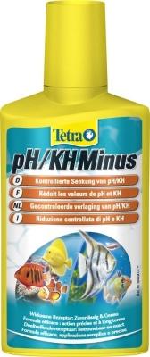 Tetra pH/KH Minus 250 ml - śr. regulujący twardość wody w płynie
