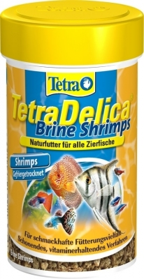 TetraDelica Brine Shrimps 100 ml