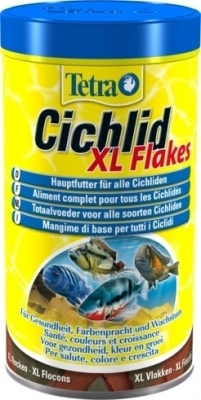 Tetra Cichlid XL Flakes 500 ml
