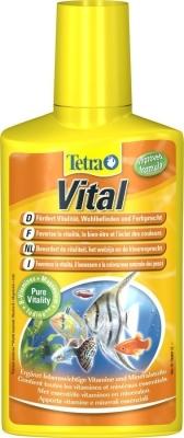 Tetra TetraVital 100 ml - śr. witaminowy dla ryb i roślin w płynie